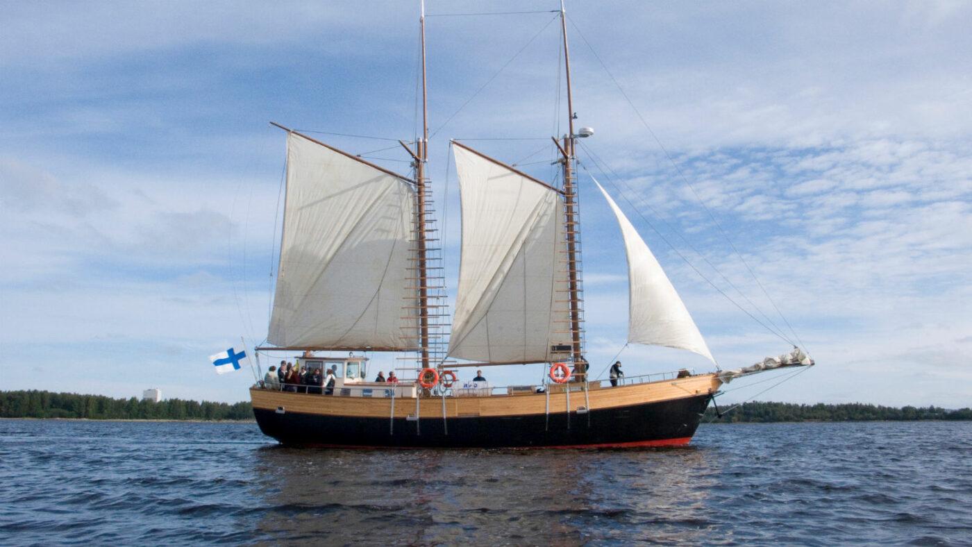 Jahti laiva